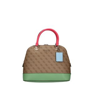 Borsa Cathleen Marrone Multi