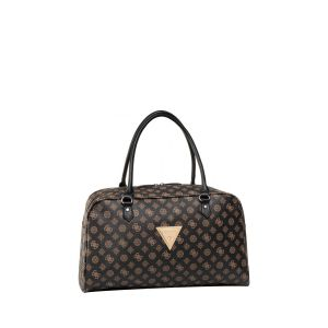 Borsa Wilder Duffle Marrone
