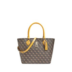 Borsa Shopper Jensen Marrone